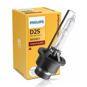 필립스 제논 HID 순정벌브 4200K D1S D2R D2S D3S D4S