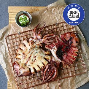 포항 반건조오징어 10미(1kg내외)
