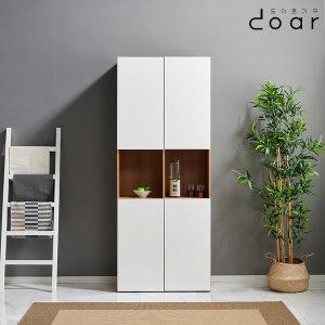 도아르 800 주방 거실 안방 시스템 높은 다용도수납장