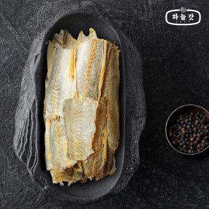 황태껍질 명태껍질 1kg 대관령 덕장의 햇상품