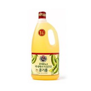 백설 콩기름 1.8L