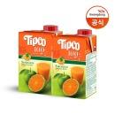 쇼군 오렌지주스 500ml x 12팩/음료수/쥬스