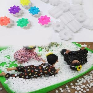 퐁글 점보매트 미술놀이매트 놀이매트 유아물감