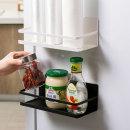 망고너츠 철제 마그네틱 냉장고 사이드랙