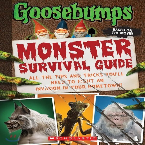 Goosebumps the Movie: Monster Survival Guide  Susan Lurie