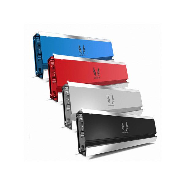 빙하7 M.2 SSD 방열판 SIVER (정품 빠른배송)