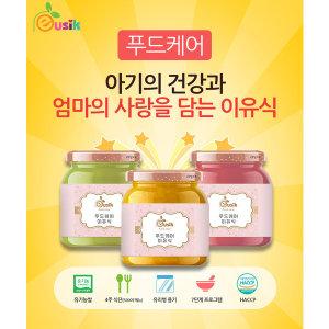 푸드케어  유리병이유식(HACCP) 후기무른밥 6병