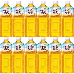 웅진)하늘보리1.5Lx12개/보리차/차음료/건강음료