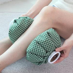 보성메디칼 얼음주머니 찜질팩 아이스팩 (그린) - 중