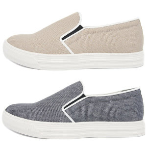 DH잭슨 남성 패브릭 슬립온 캐주얼화 남자신발