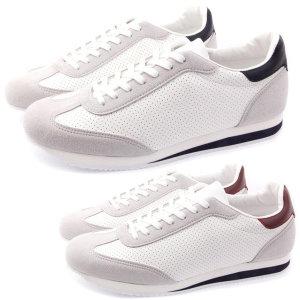 에어링 남성 펀칭 운동화 스니커즈 캐주얼화 남자신발