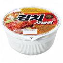 농심 김치 사발면 86gx24컵 컵라면 무료배송