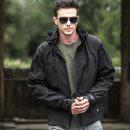 밀리터리 전술 자켓 바람막이 후드 재킷 MJK620