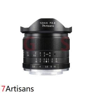 7Artisans 12mm F2.8 APS-C 수동포커스 소니 E 용