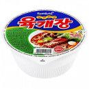 삼양 육개장 86gx24컵 컵라면 무료배송