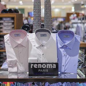 레노마셔츠 드레스셔츠 슬림핏 25종