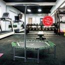 성인용 신형 트램폴린 점핑 운동기구 방방/홈트레이닝