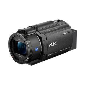 소니 FDR-AX43 콘텐츠 크리에이터를 위한 4K 캠코더d