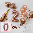 파티 장식세트DB_숫자풍선(0) / 생일풍선 기념일풍선