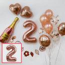 파티 장식세트DB_숫자풍선(2) / 생일풍선 기념일풍선