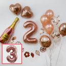 파티 장식세트DB_숫자풍선(3) / 생일풍선 기념일풍선