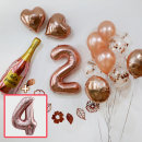 파티 장식세트DB_숫자풍선(4) / 생일풍선 기념일풍선