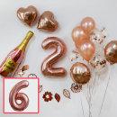 파티 장식세트DB_숫자풍선(6) / 생일풍선 기념일풍선