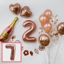 파티 장식세트DB_숫자풍선(7) / 생일풍선 기념일풍선