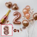 파티 장식세트DB_숫자풍선(8) / 생일풍선 기념일풍선