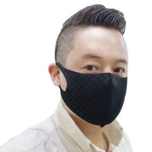 코오롱 ATB 은항균 99.9% 원단 3D 패션 마스크 5장