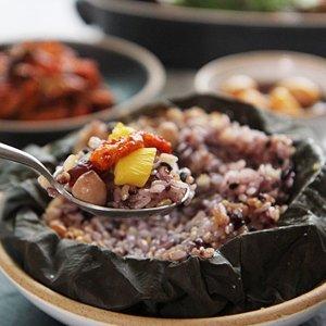 함양 연잎밥 230g x 6개 /잡곡밥 낱개포장