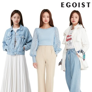 에고이스트 본사 봄여름 신상 자켓/티/원피스外 ~77%