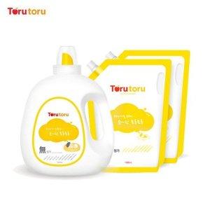 토루토루  아기세제 액상세제 용기형/리필형 택1
