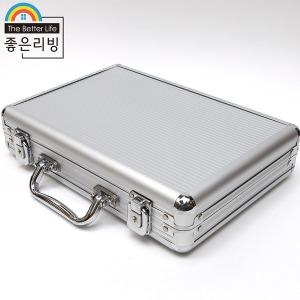 국제규격 카지노칩 포커칩 200p 알루미늄 보관 케이스