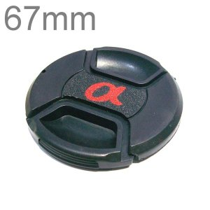67mm 소니 삼성 니콘 캐논 카메라 호환 알파 렌즈캡