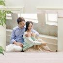 아크릴액자+사진 8x10(20x25cm)결혼웨딩 가족 돌잔치