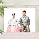 아크릴액자+사진 8x12(20x30cm)결혼웨딩 가족 돌잔치
