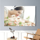 아크릴액자+사진 20x24(50x60cm)결혼웨딩 가족 돌잔치