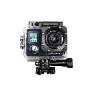 무료 G GOON GPRO-4000 실버 액션캠 4K 방수카메라