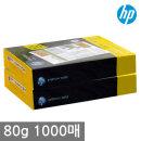 HP A4 복사용지(A4용지) 80g 1000매 사업자