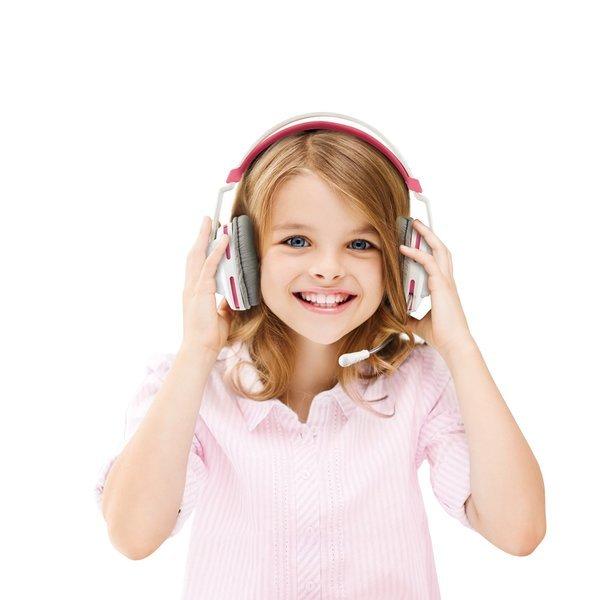 키즈 헤드셋 어린이 청력보호 인터넷수업 원격수업