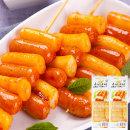 휴게소 인기간식 소떡소떡 135g 10개/렌지/소시지/핫바