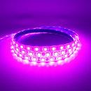 12V 고급 5050 3칩 LED바 흰띠 핑크 10cm당 연결발송