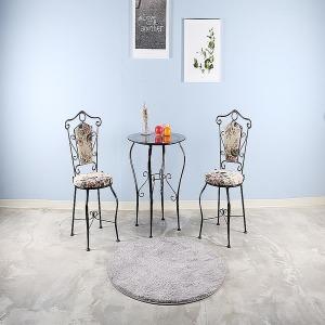 토브리빙 베르사유셋트 2인식탁 티테이블 부부테이블