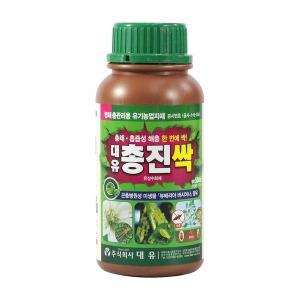대유 총진싹 500ml 친환경 농약