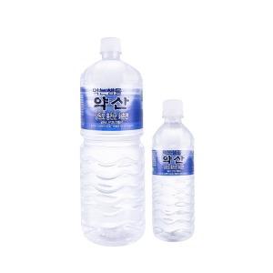 약산샘물 500ml 1.8L 프리미엄 먹는샘물