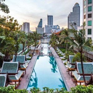 방콕호텔 페닌슐라 방콕