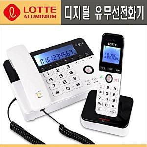 롯데 정품 발신자표시 유무선전화기 LSP-712 스피커폰