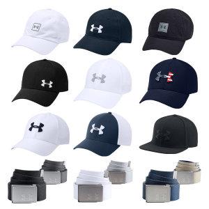 언더아머골프 정품/모자 썬캡 벨트 최신상 골프용품