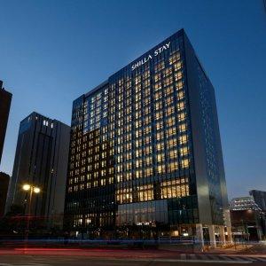 |최대20만원할인||부산 호텔| 신라스테이 해운대 (해운대 센텀시티 재송)